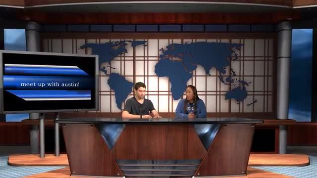 Austin Furhman Show interviews UCLA Scholarship Winner Amy Okada