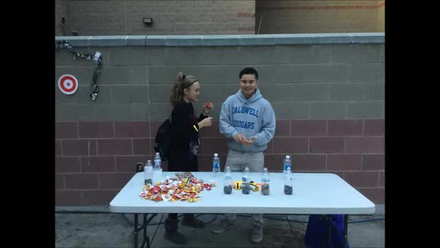 Pictures taken at the Dia De Los Muertos event held October 29 at Caldwell high School