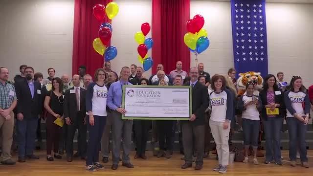 Grant Patrol Peaks $1 Million