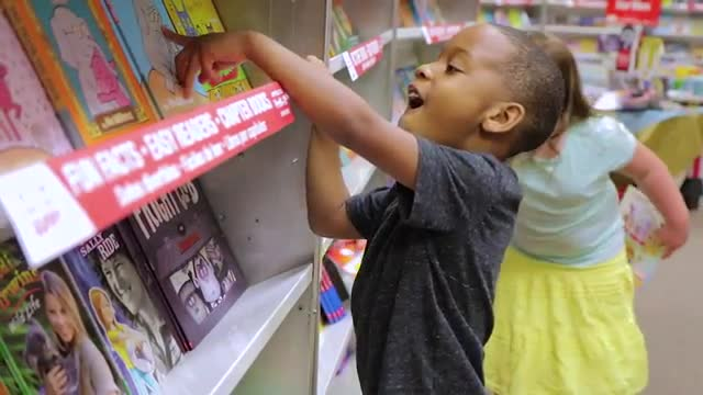 Lesson on Learning: Books for a Head Start