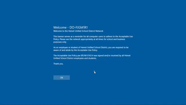 Windows 10 operating system, a getting started guide