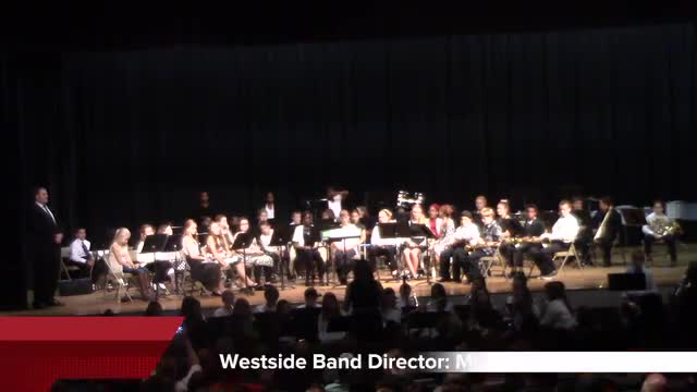 SMS Band Concert 2016