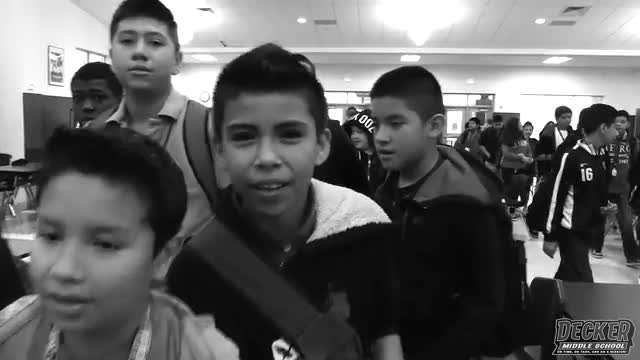 Video Gallery | Decker Middle