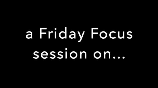 Friday Focus Nutcracker