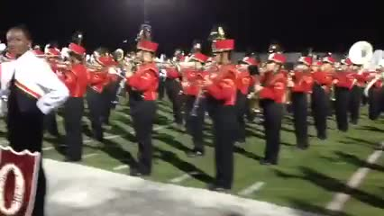 Band Pageant - Star Spangled Banner