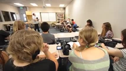 El Dorado Digital Media Arts Academy Summer Workshop