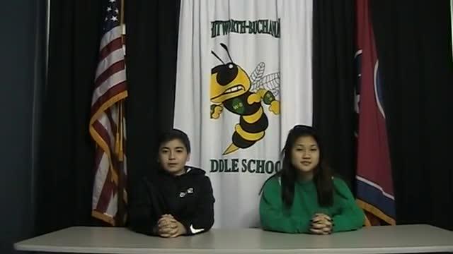 WBTV Student Announcements