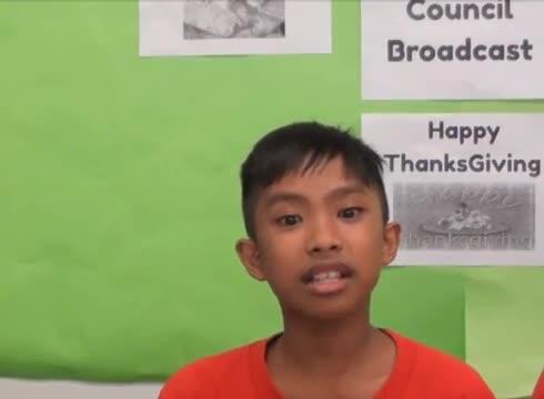 Student Broadcast