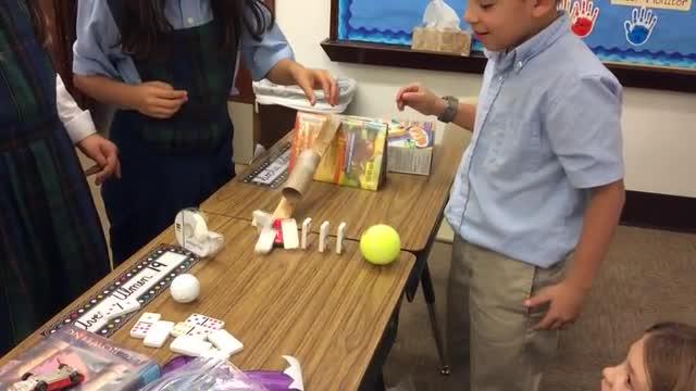 Rube Goldberg trials