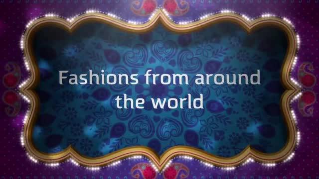 International Fashion Show and Dance