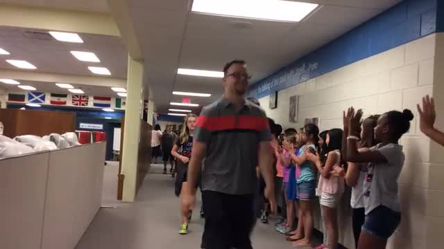 5th Grade Clap Out