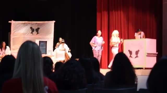 Legally Blonde: Hair Dresser Scene