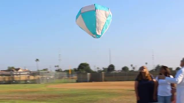 Hot Air Balloon Experiment