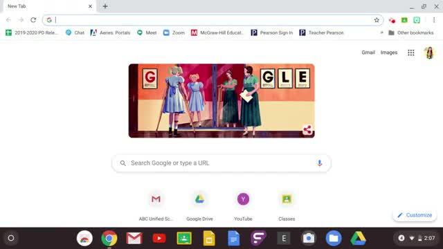 Como entral al Salon Google Video