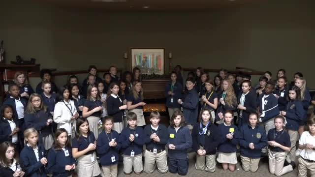 7th Grade Chorus -