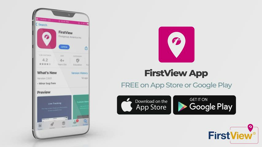 FirstView account video