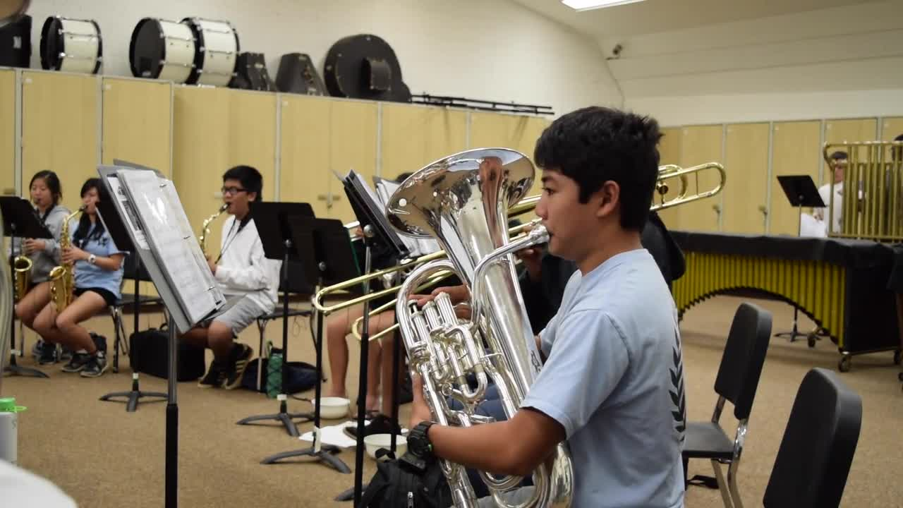 Marching Band, Concert Band, and Orchestra   Aiea High School