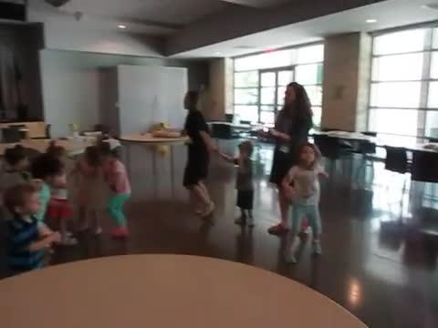 Israeli Dance Party!!