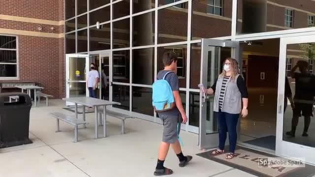Alcoa High School Student Entry Procedures Video