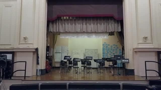 Graham Auditorium