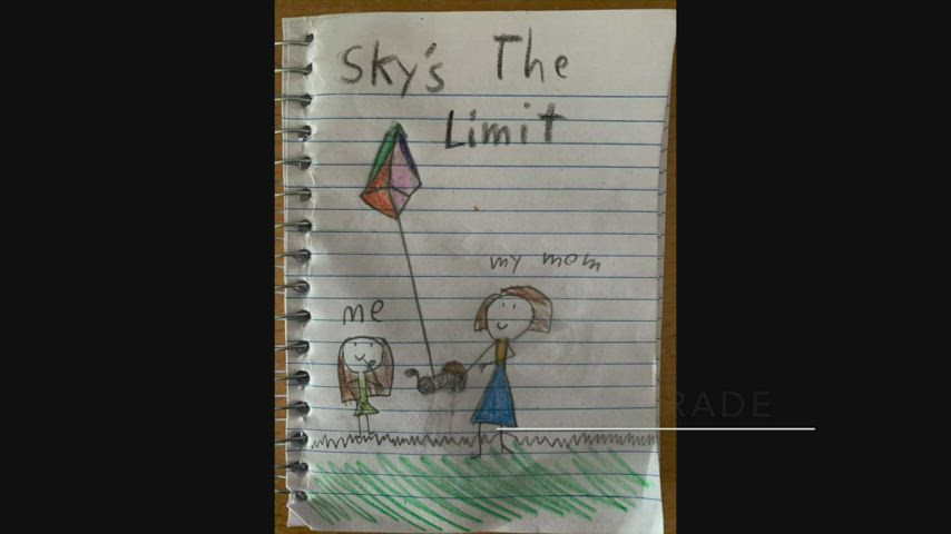 Video featuring the Let's Go Fly A Kite art contest winners.