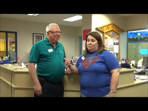 Perfect attendance bicycle giveaway video