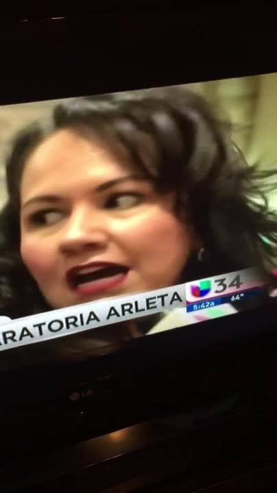 Univision Interviews Ms Soliz Arleta High School