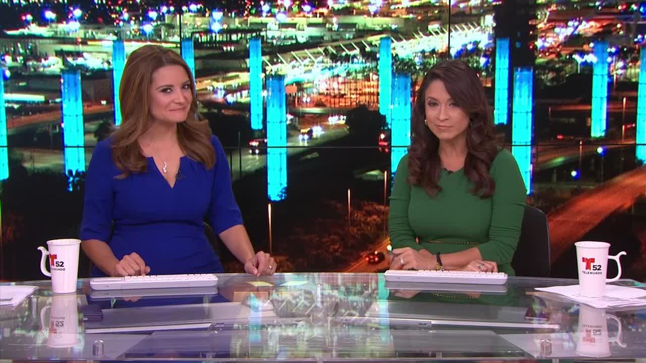 Arleta Hs Featured On Telemundo Tv Friday November 6 2015 Arleta