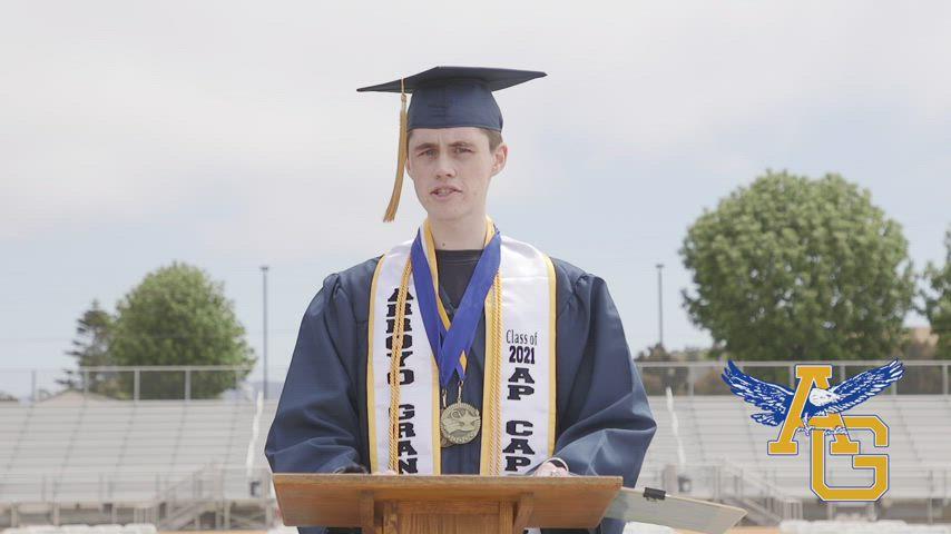 2021 Valedictorian Speech