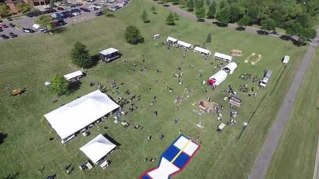 2017 Festival Drone Footage