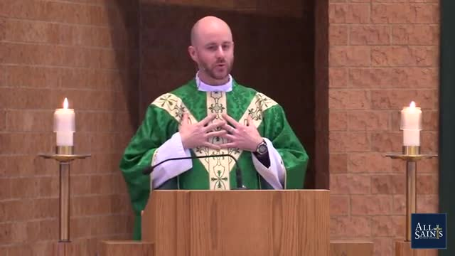 Funeral Homily for Deacon George Nugent | All Saints Catholic Church