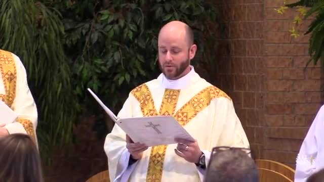 A message from Fr. Chad