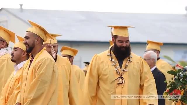 2019 BPACE Graduation Clips