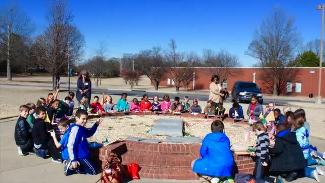 Bartlett ES Arts360 Arts Integration Teaching Artist Residency-Cherri Coleman