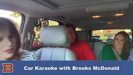 Christmas Car Karaoke