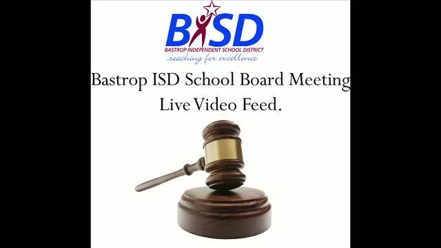 BISD Meeting