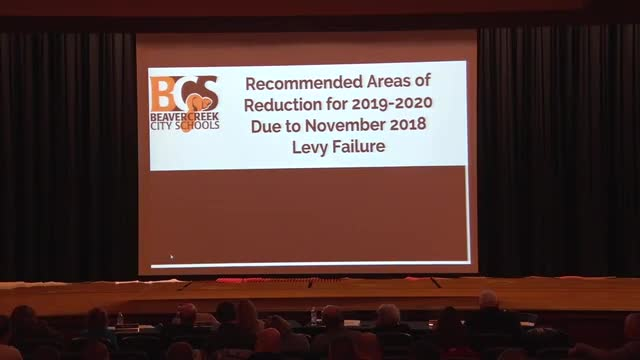 BOE Meeting 091018 | Beavercreek City School District