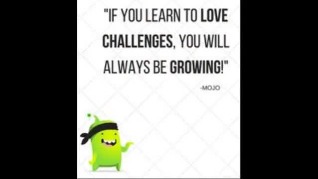 "Good morning everybody, Happy Monday!  It's our 4th week of school! Our growth mindset quote of the week is: ""If you learn to love challenges, you will always be growing.""  Our PBIS Skill of the week is: Staying on Task  Many of you have been taking tests for the last couple of weeks. Thanks for trying your best on your tests!  Mrs. Casillas and I saw lots of learning going on this week in your classrooms! Take a look!  I saw a 4th grader having a data chat with her teacher about her 1st i-Ready diagnostic. I can't wait to see the growth that all of you make this year!  I saw some students showing their work and using their tools in math. Good job!  Friday was Yellow Day and I must say, it looked very bright and sunny all around school that day. Yellow is a happy color!   We celebrated our"