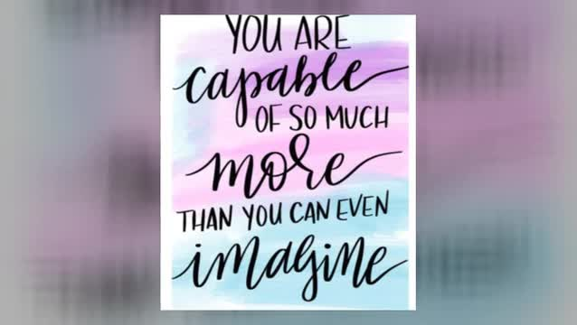 """Good morning everybody, happy Monday! It's the 26th week of school!   Our growth mindset quote of the week is: You are capable of so much more than you can imagine.""""   Hey! That reminds me of our Beaumont High girls soccer team. They won the CIF division championship game!  They beat a team who had never lost! Now, they move on to the state championships. These girls are a great example of how much you can accomplish through hard work, lots of practice, and working together as a team.   Our PBIS Skill of the week is: Mind Your Own Business, Please (MYOB, P)  Everyone did a great job on our Hold and Secure drill. You stayed in place and didn't go in or outside of the building and you locked all exterior doors.  Some 5th graders read to their kindergarten reading buddies to help them with th"""