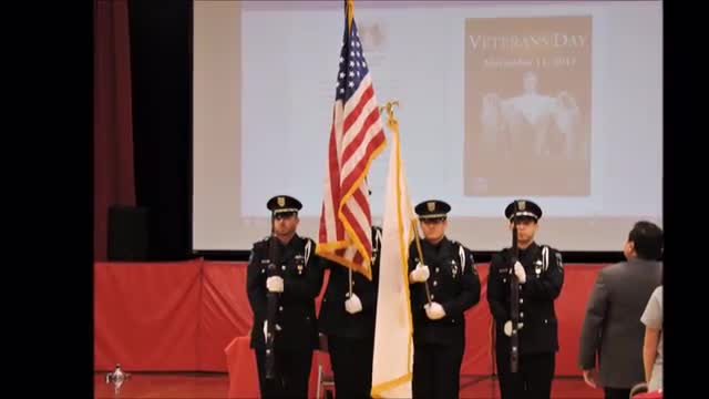 Veterans Day Assemblies