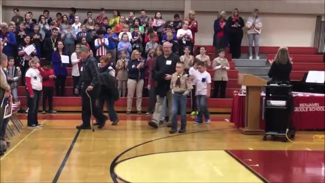 Veterans Day Assemblies 2019 Video