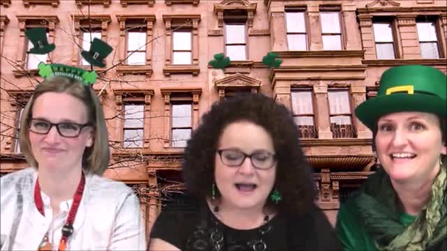 Benjamin St Patricks Day Parade 3-17-20