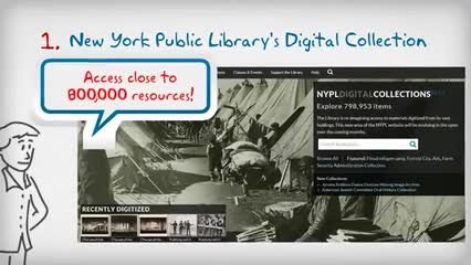 5 Awesome Primary Source Websites
