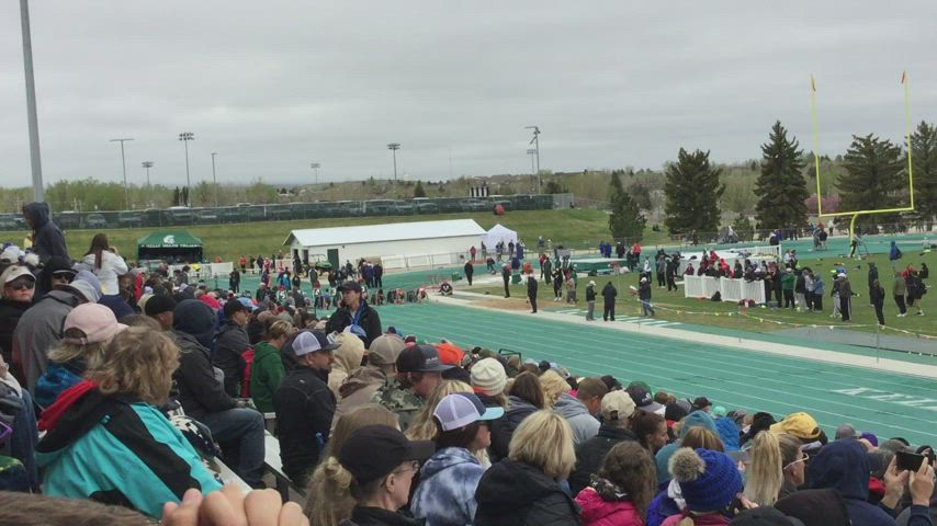CJ Lindsay wins 100 M