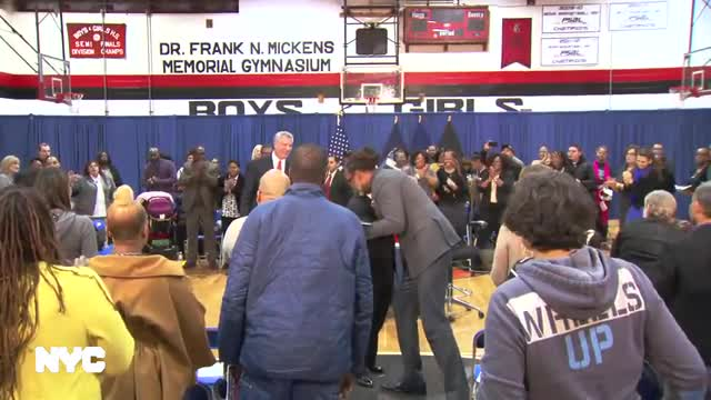 Mayor de Blasio Hosting Parent Leader Forum