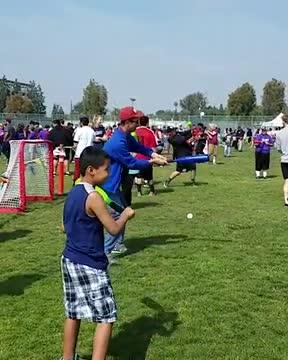 Buena Park School District at Faley Special Games