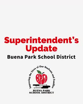 Superintendent's Update June 2019