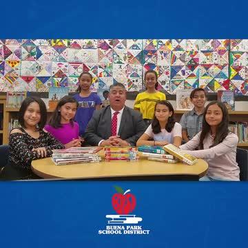 Buena Park SD Dec 2019 Superintendent's Update