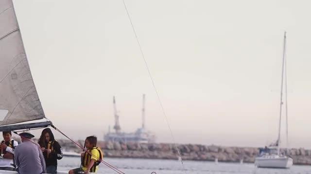 STEM Sailing Program Video