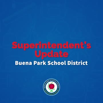 Buena Park SD Feb 2020 Superintendent's Update